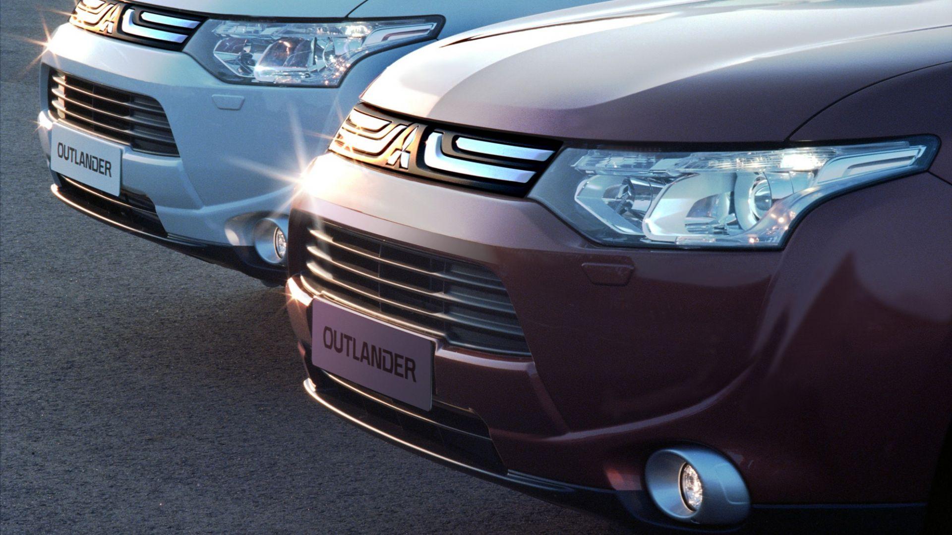 Immagine 0: Mitsubishi Outlander 2013