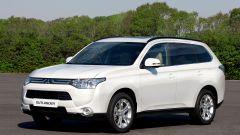 Mitsubishi Outlander 2013 - Immagine: 31