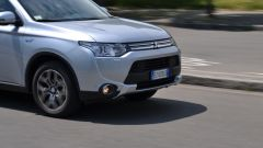 Mitsubishi Outlander PHEV - Immagine: 4