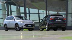 Mitsubishi Outlander PHEV - Immagine: 16