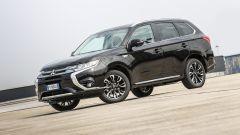 Mitsubishi Outlander PHEV: il primo SUV con tecnologia Plug-In Hybrid