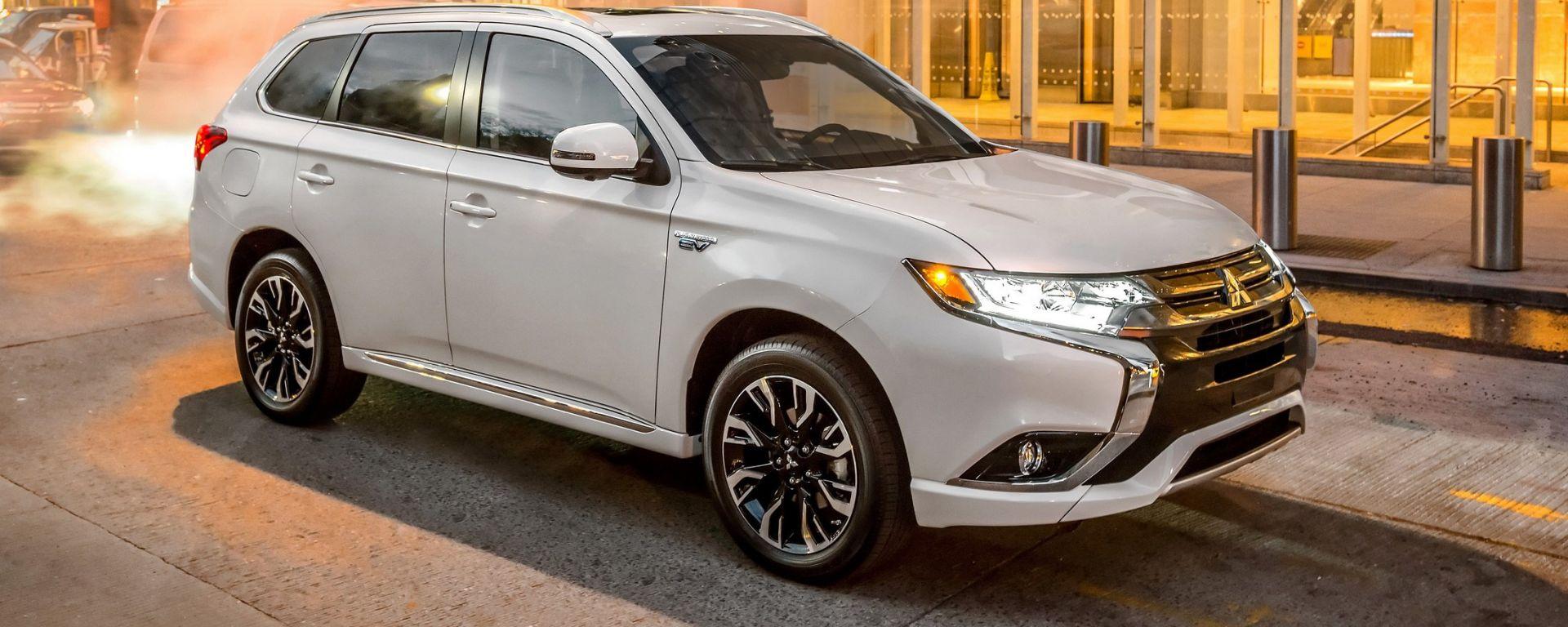 Mitsubishi Outlander PHEV: l'ibrida plug-in violata dagli hacker