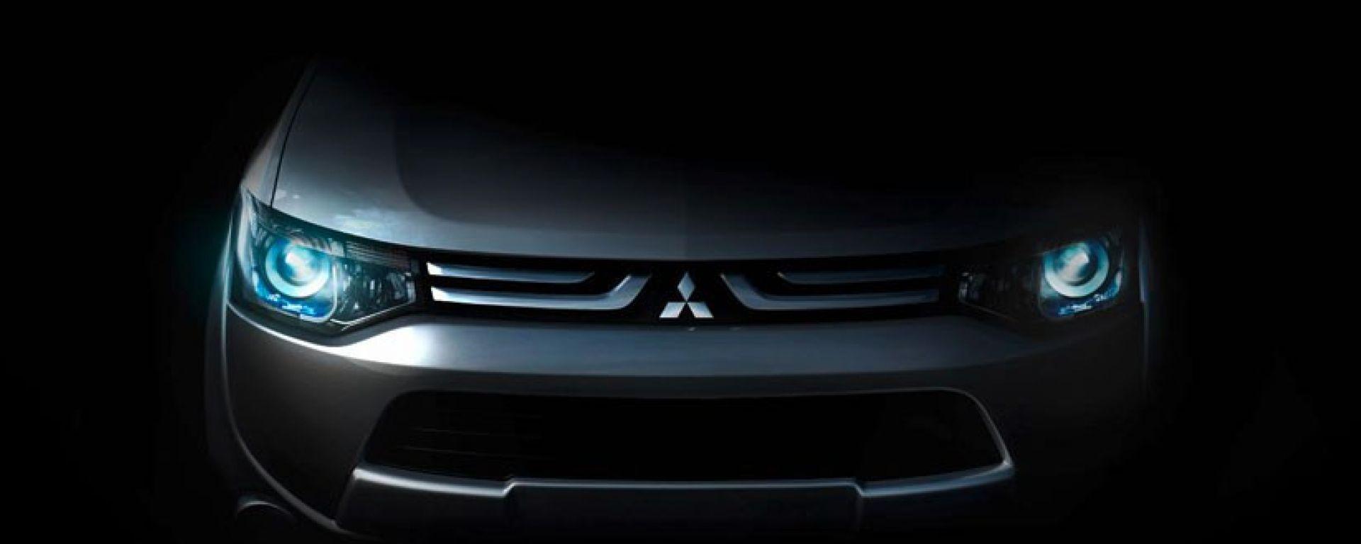 Mitsubishi: una concept al Salone di Ginevra. Sarà la nuova Outlander?