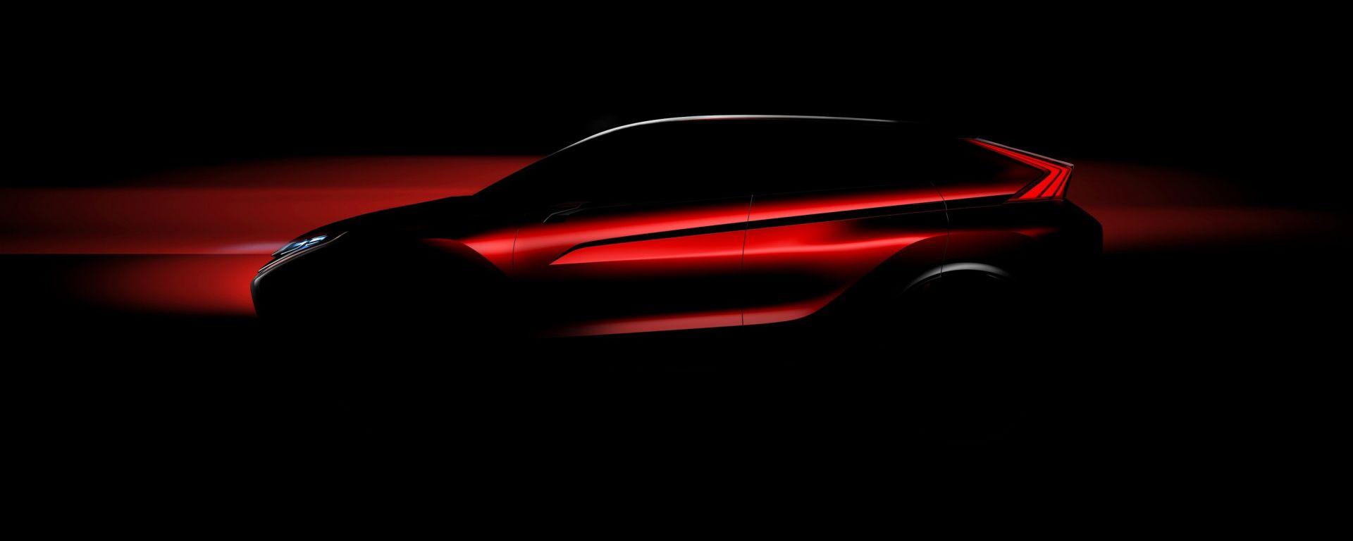 Mitsubishi: una crossover per Ginevra