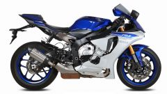 MIVV: due scarichi per Yamaha YZF-R1 2015 - Immagine: 2