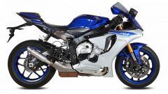MIVV: due scarichi per Yamaha YZF-R1 2015 - Immagine: 3