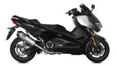 Mivv Oval Full System per Yamaha T-Max 530