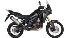 MIVV: scarichi per Honda CRF1000L Africa Twin - Immagine: 4