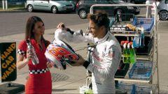 Mobil 1: un carwash in stile F1  - Immagine: 16