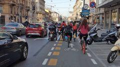 Mobilità da Fase 2: tra corsie ciclabili e (dis)incentivi all'auto