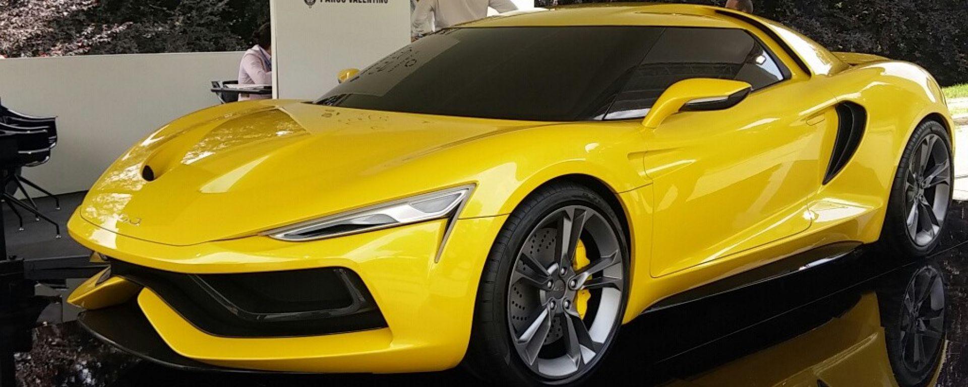 Model 5 Genesi: debutto al Salone dell'Auto di Torino Parco Valentino