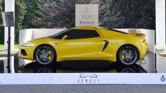 Model 5 Genesi, c'è una granturismo all'italiana al Parco Valentino - Immagine: 7