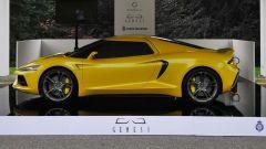 Model 5 Genesi, c'è una granturismo all'italiana al Parco Valentino - Immagine: 8