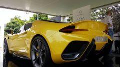 Model 5 Genesi: prove di una GT all'italiana