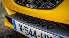Modelli sportivi Renault: il logo R.S. sulla Mégane Trophy