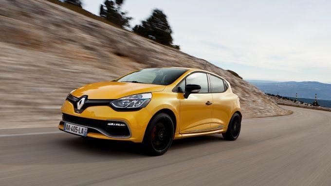 Modelli sportivi Renault: la Clio R.S.