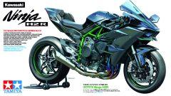Modellino Kawasaki Ninja H2R by Tamiya