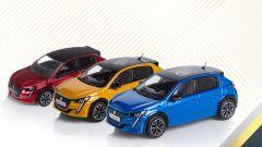 Modellino Peugeot 203: i modelli disponibili