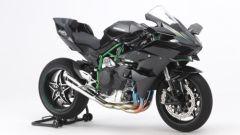 Modello Kawasaki H2R Tamiya