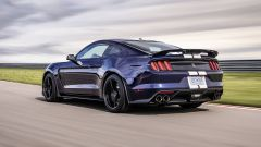 Modifiche estetiche per la Shelby GT350 2019, con doppio profilo alare