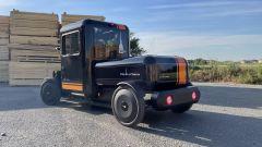Mole Urbana: la microcar elettrica pick-up