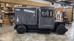 Mole Urbana: la versione per il trasporto di cibo