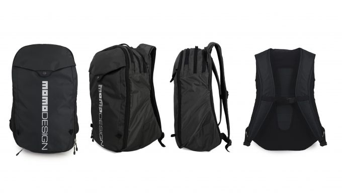 MomoDesign MD One Icon Backpack: tutte le viste