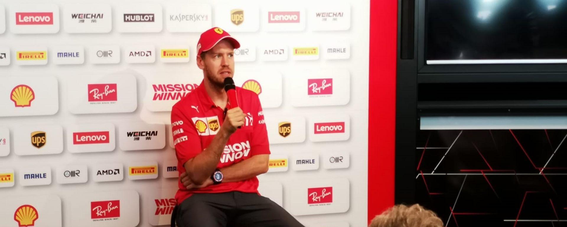 """Monaco, Vettel: """"Non vedremo qui se la Ferrari è migliorata"""""""