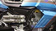Mondial Sport Classic 125, motore
