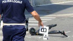 Monopattini elettrici e incidenti stradali: le statistiche dicono che...