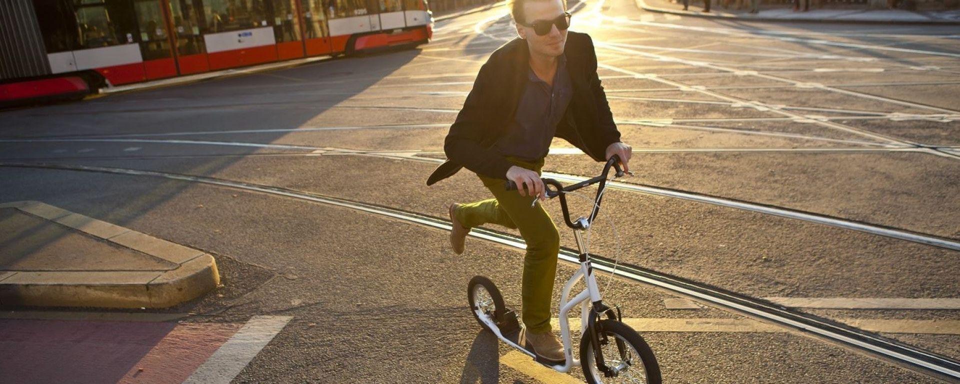 Nuove regole per Monopattini, hoverboard e segway elettrici