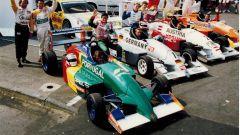 Monoposto di Formula Opel, il primo monomarca con auto a motore catalizzato