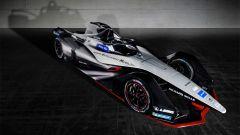 Monoposto Nissan Formula E, nuova livrea a Ginevra 2018