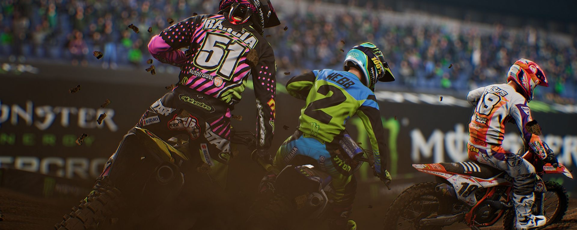 Monster Energy Supercross: non solo per americani