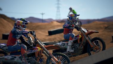Monster Energy Supercross, disponibile per PC, PlayStation 4, Xbox One, Nintendo Switch e Google Stadia