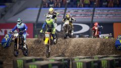 Monster Energy Supercross - The Official Videogame 3: prime immagini di gioco
