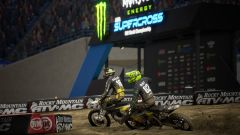 Monster Energy Supercross - The Official Videogame 3: Suzuki in gara