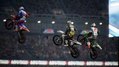 Monster Energy Supercross - The Official Videogame 3: una gara della classe 250x