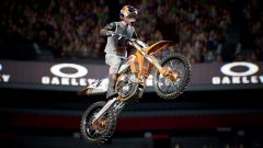 Monster Energy Supercross - The Official Videogame 4: schermata di gioco