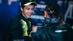 Il video backstage dello scambio Rossi-Hamilton del 2019