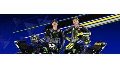 Monster Energy Yamaha Factory Racing 2020