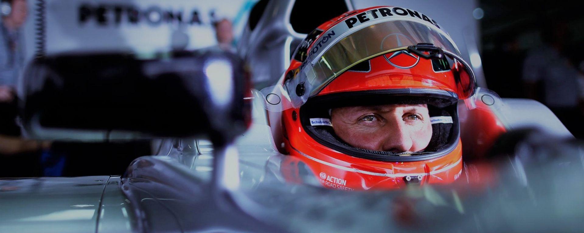 Schumacher e il trasferimento a Maiorca. La portavoce smentisce tutto