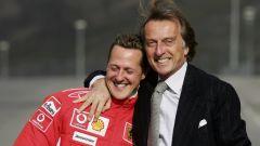 """Montezemolo: """"Mick Schumacher come Michael? Ci spero!"""""""