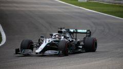 """Monza, Hamilton 2°: """"Domani possiamo lottare con la Ferrari"""" - Immagine: 1"""