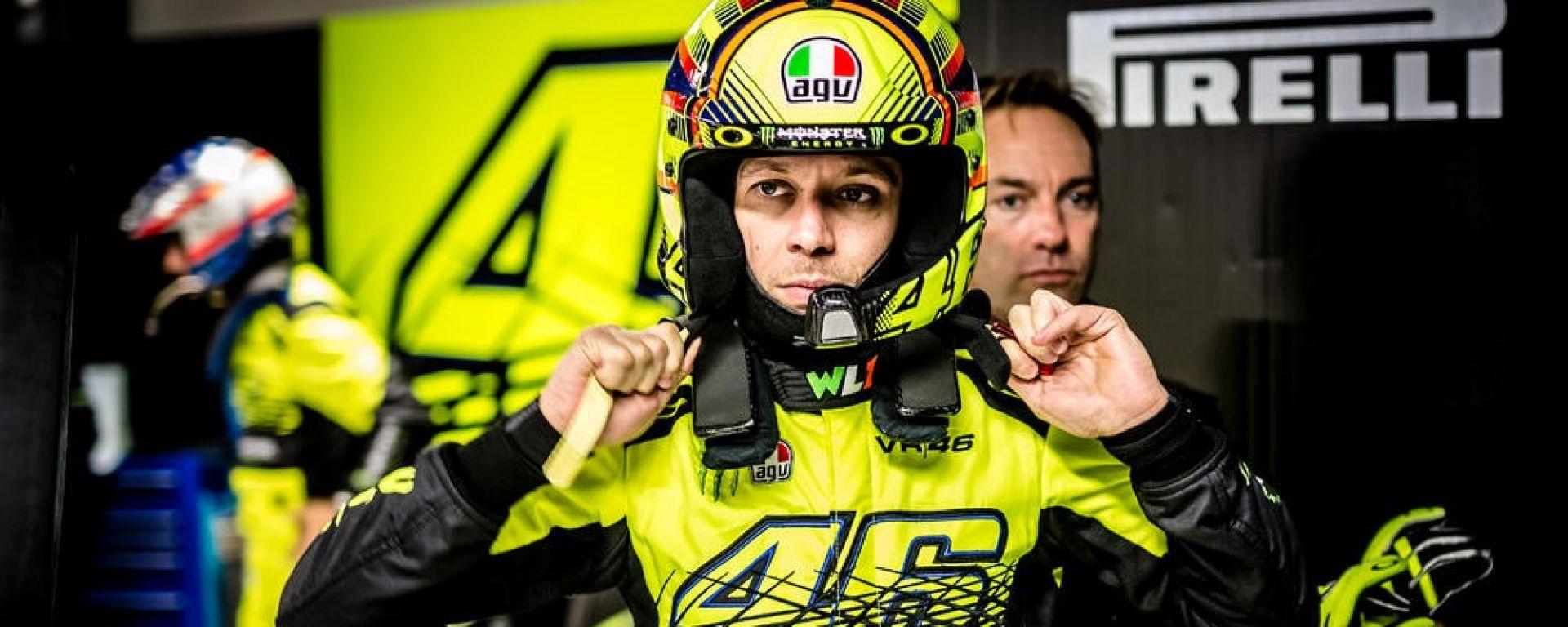 Monza Rally Show 2017: Valentino Rossi ci sarà!