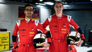Monza Rally Show 2019, Raffaele Marciello e Alessandro Nolli Brianzi
