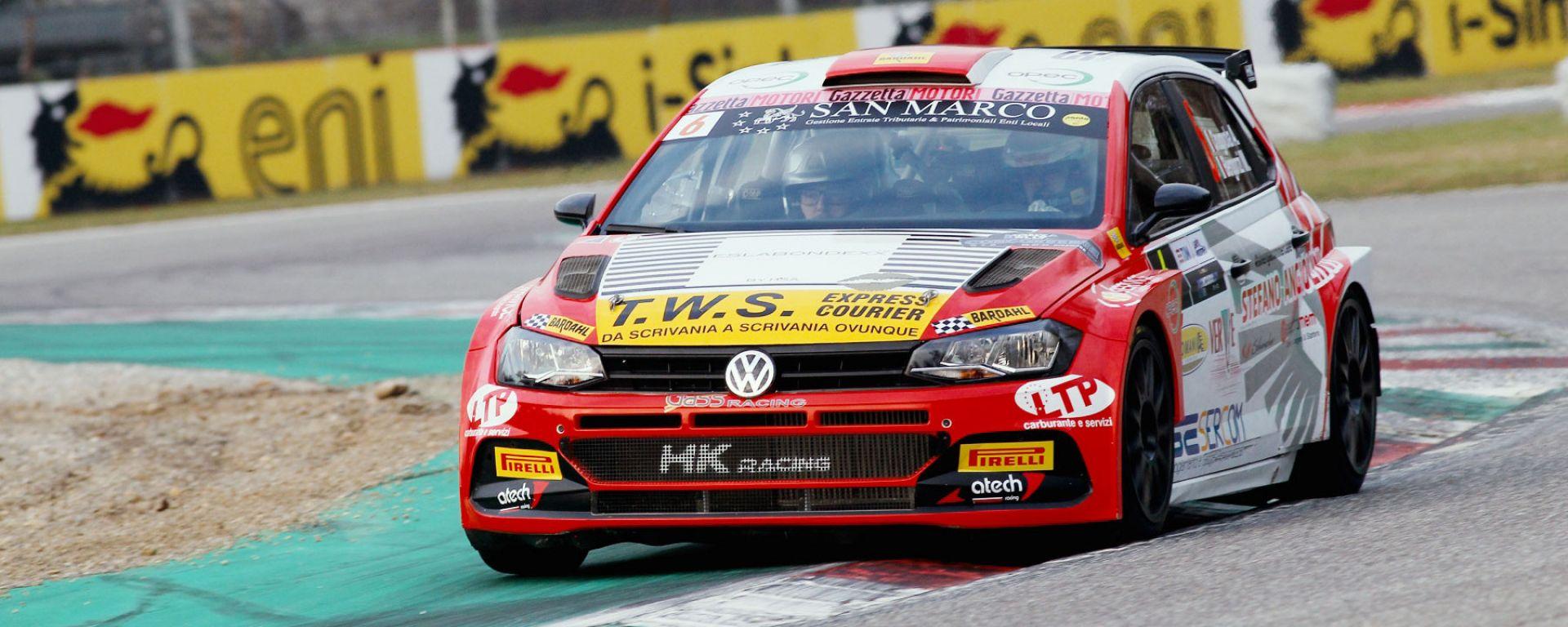 Monza Rally Show: Andrea Crugnola (Volkswagen Polo)
