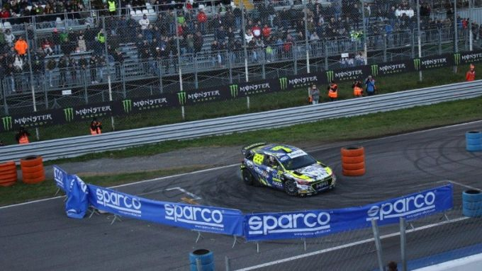 Monza Rally Show, immagini dall'edizione scorsa