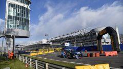 Monza Rally Show, prova speciale sul rettilineo di partenza dell'Autodromo Nazionale