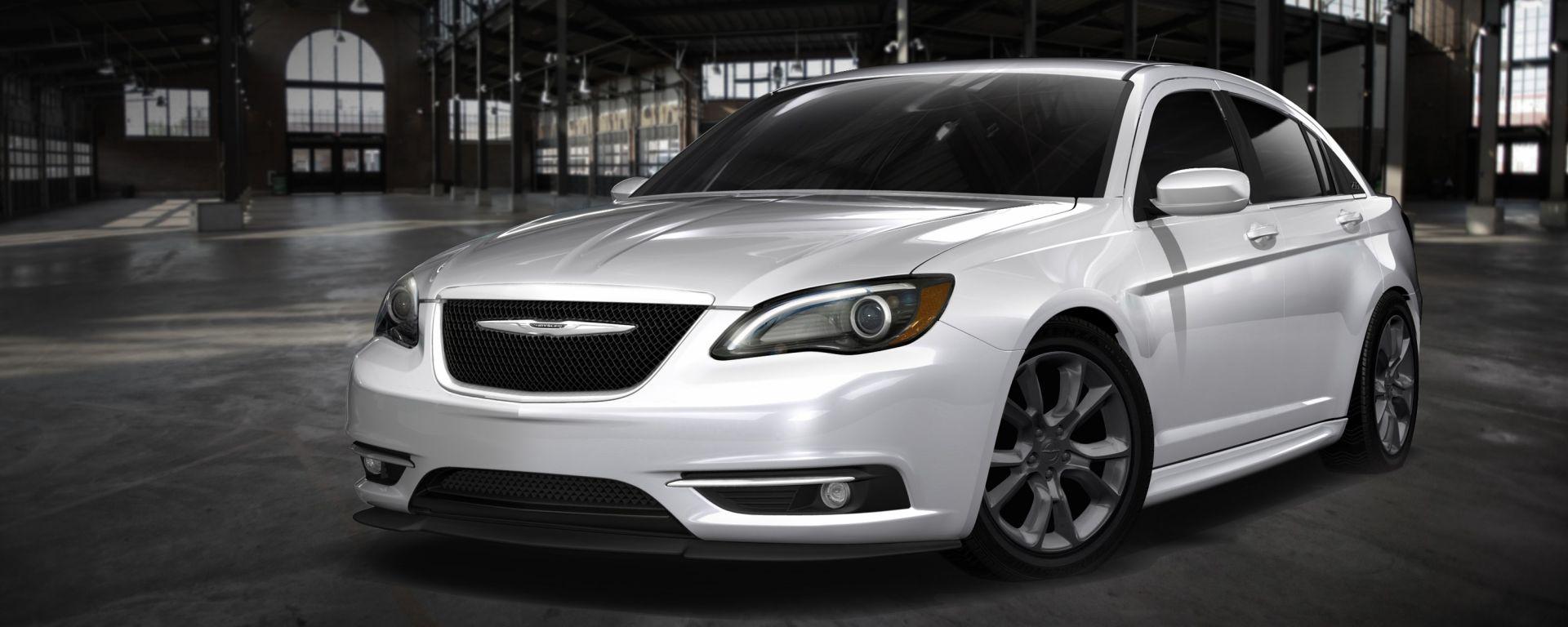 Mopar Chrysler 200 SUPER S